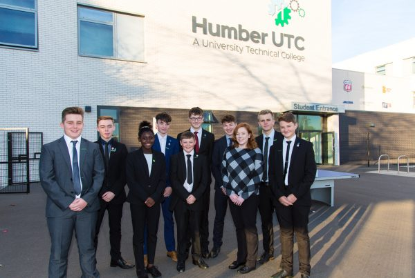 Humber UTC Student Leadership Team