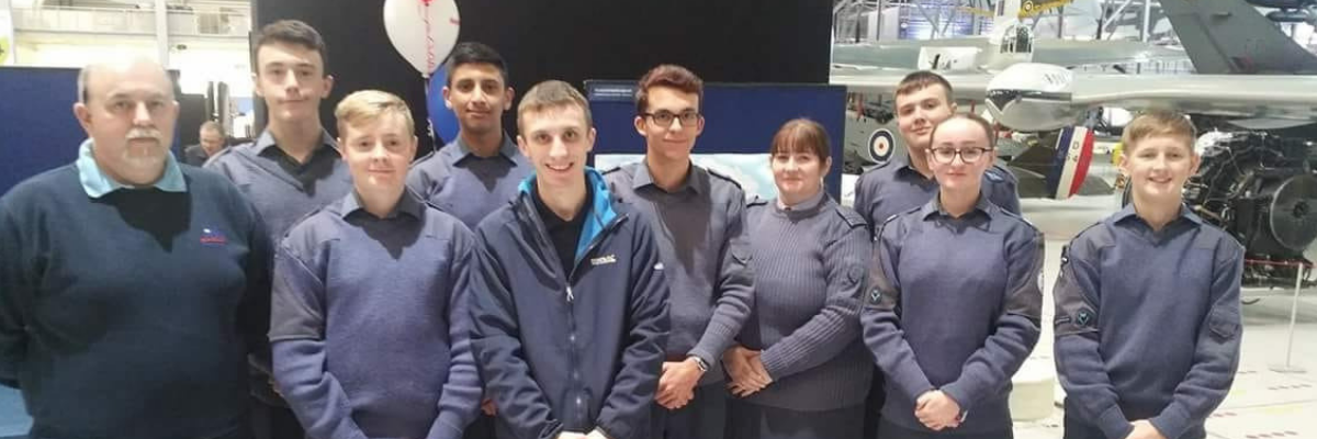 The RAF National Engineering Finalists