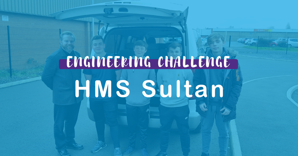 The Royal Navy Engineering Challenge 2019