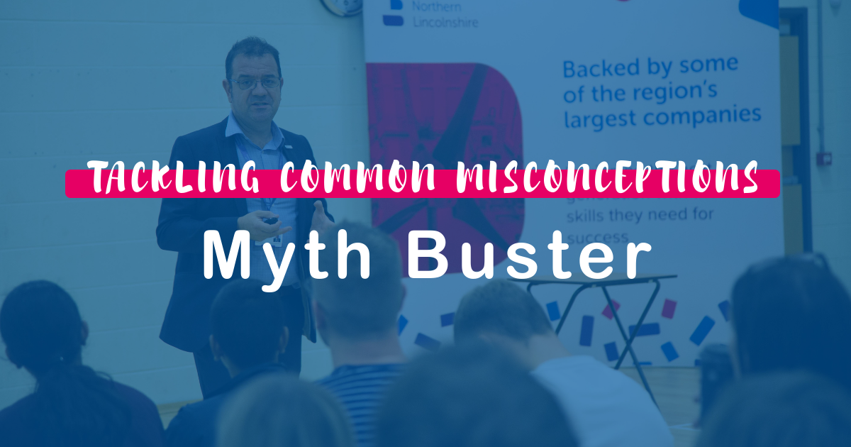 Myth Buster – Tackling Common Misconceptions