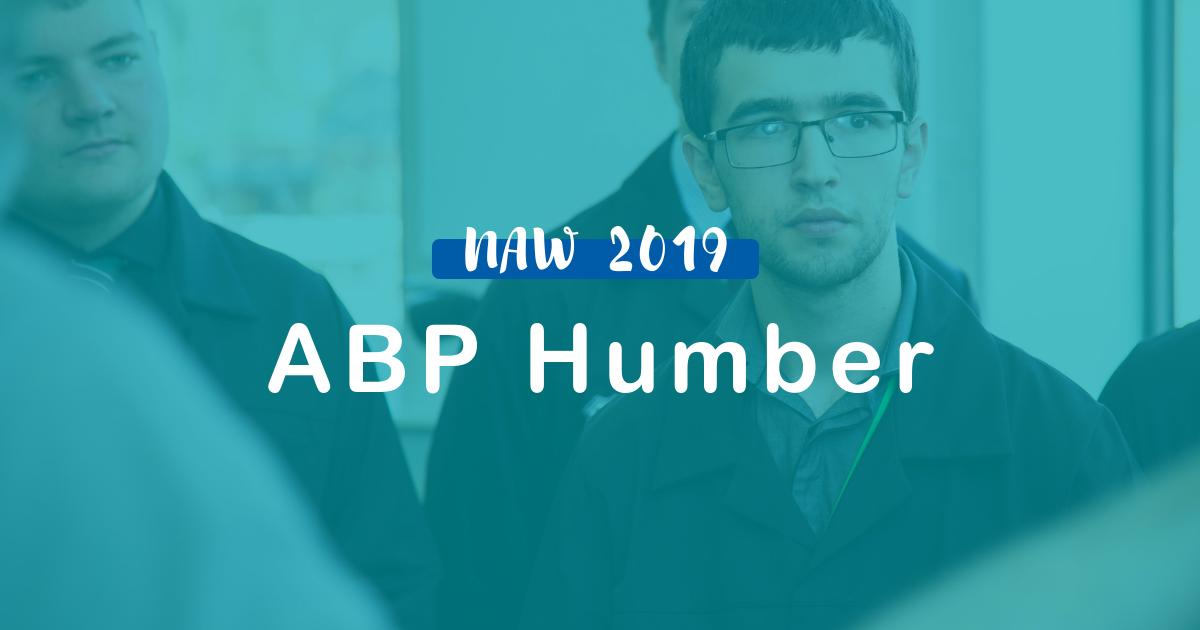 NAW 2019 – ABP Humber