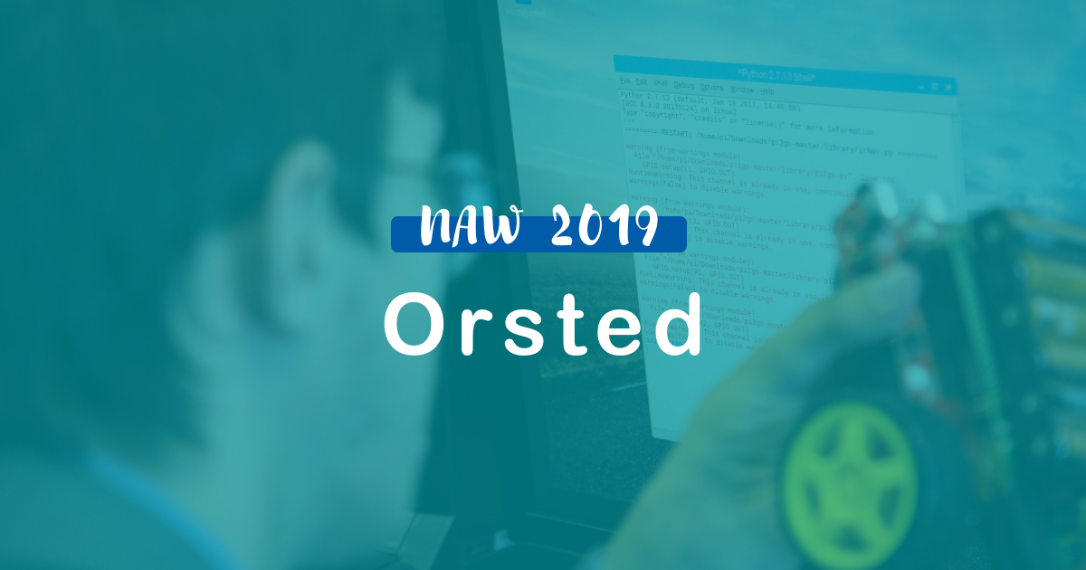 NAW 2019 – Orsted