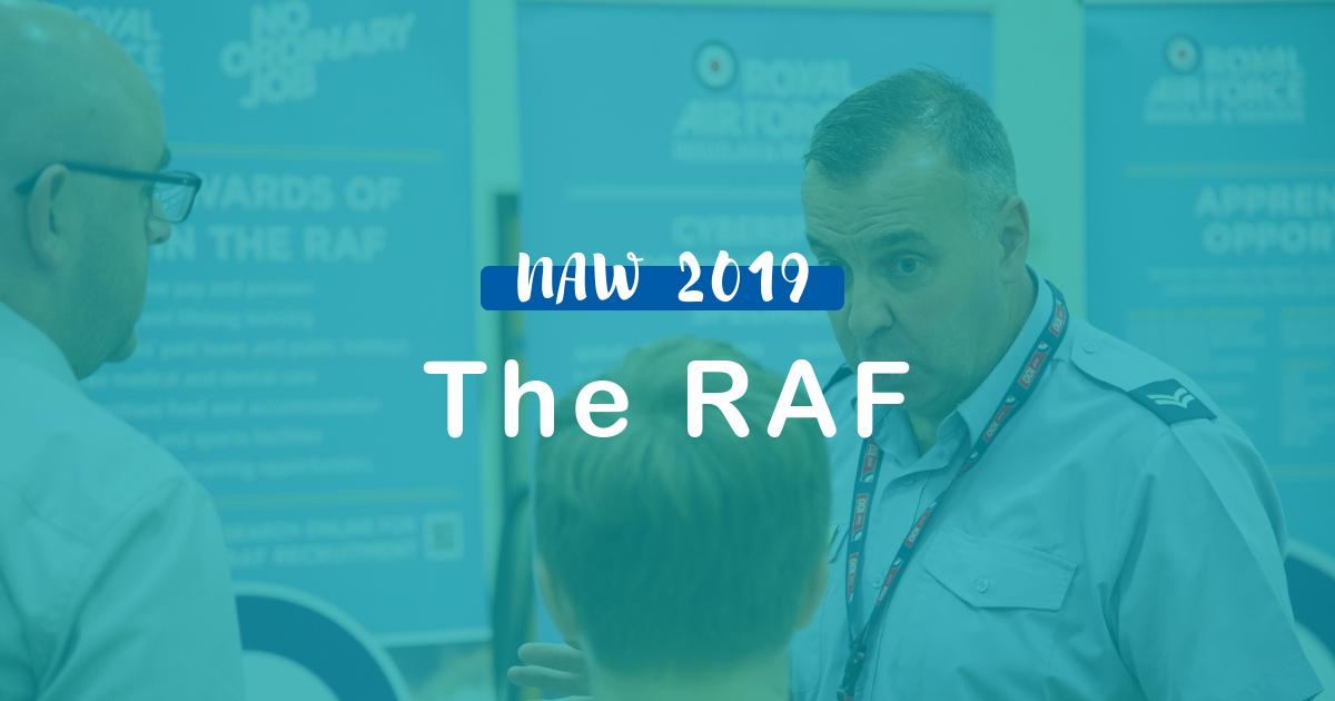 NAW 2019 – RAF