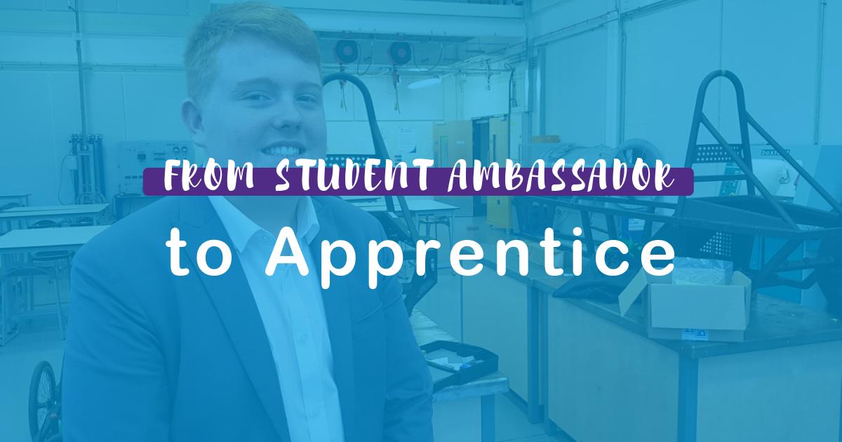 Student Ambassador to UTC Apprentice
