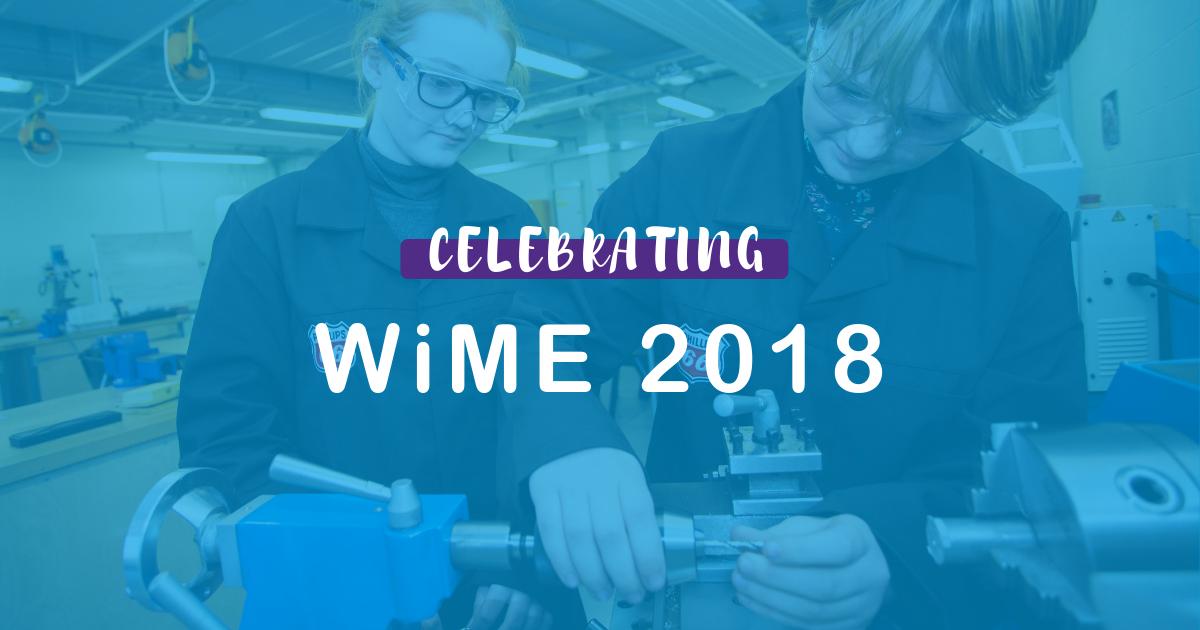 Celebrating WiME 2018