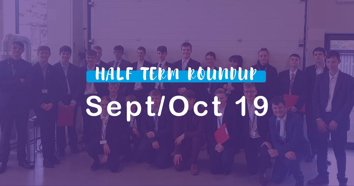 Sept/Oct 19 Roundup