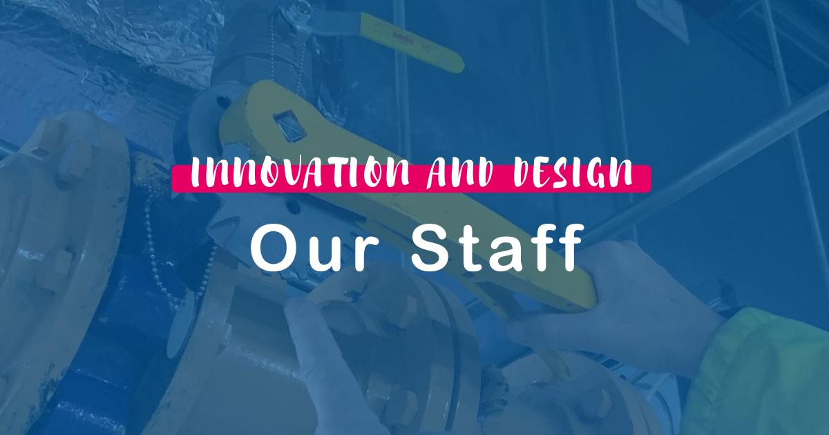 Our Staff – Design & Innovation