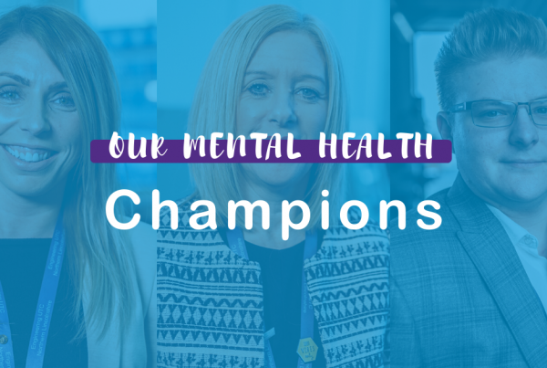 Our Mental Health Champions