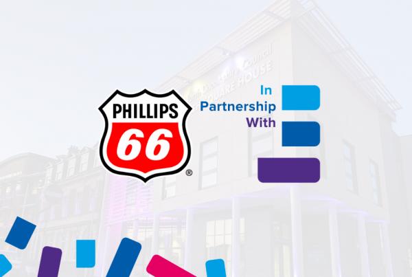 Phillips 66 Proud to Partner Header