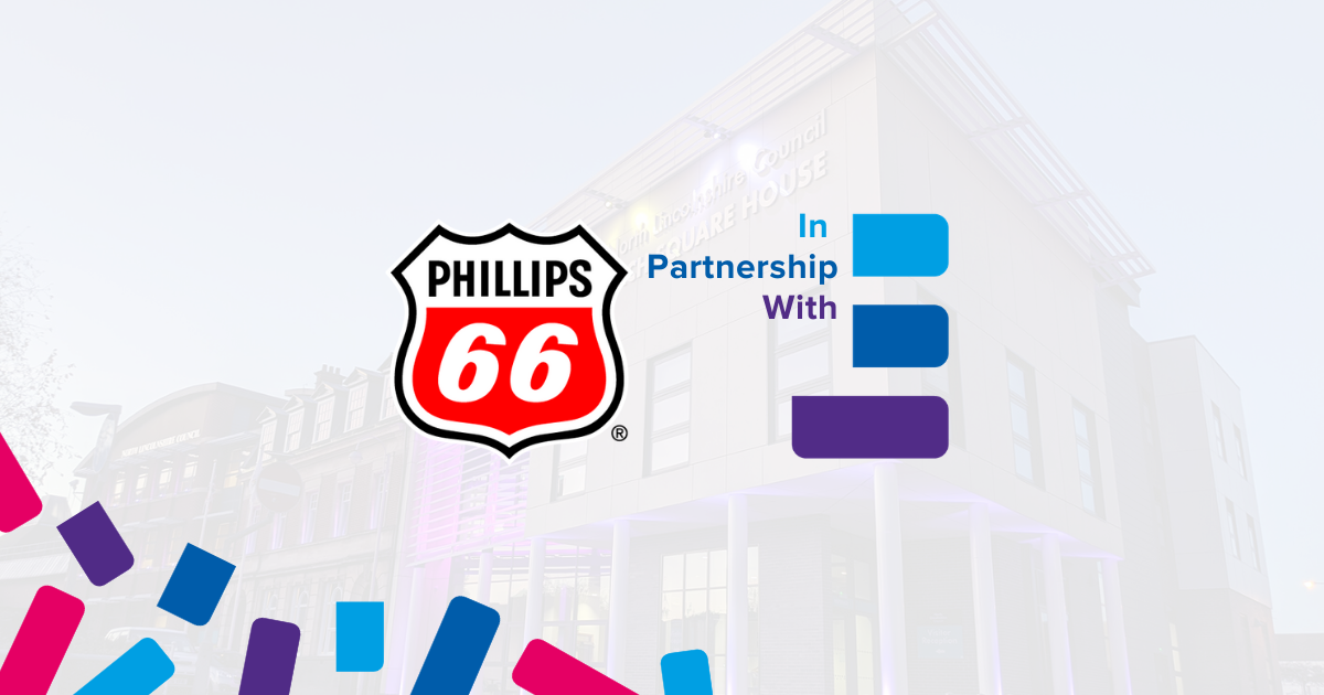 Phillips 66 Proud to Partner Header