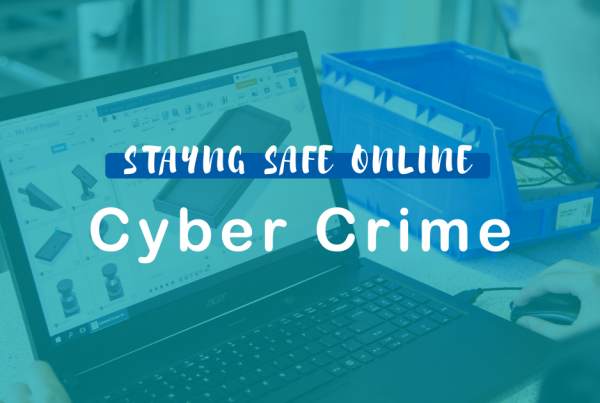 Staying Safe Online Cyber Crime