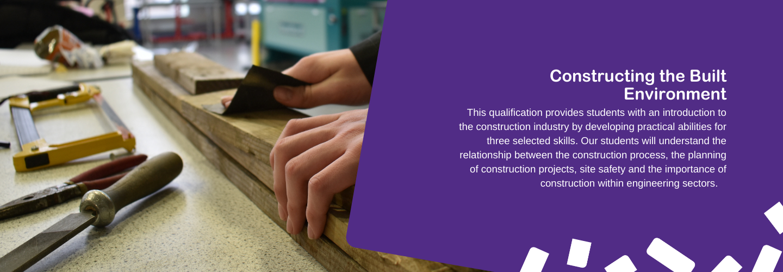 Constructing the built environment
